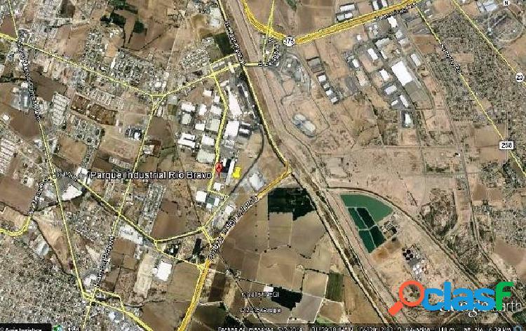 Terreno industrial en venta en Parque Industrial Río Bravo,