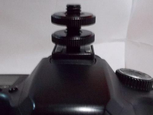 Tornillo 3/8 P/ Zapata De Cámara Digital Nikon