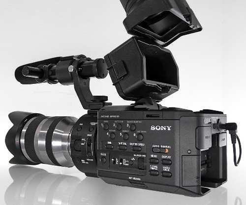 Videocámara Profesional Sony Nex Fs100 Cine Digital