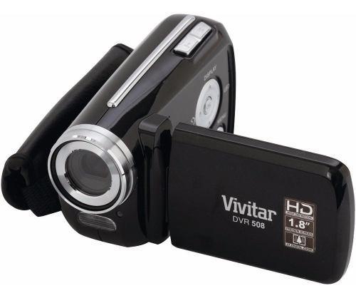 Vivitar Videocámara Digital 8 Mp Con Zoom Digital