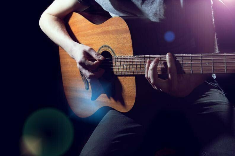 cursos de violin, guitarra a domicilio para niñps y jovenes