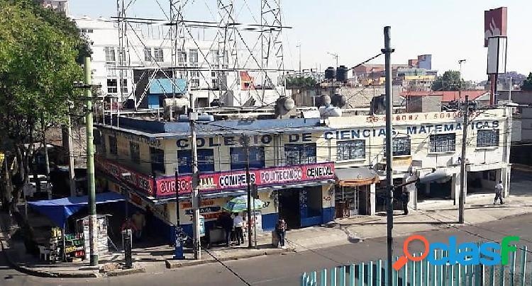 edificio en venta en Iztacalco, cuenta con uso de suelo
