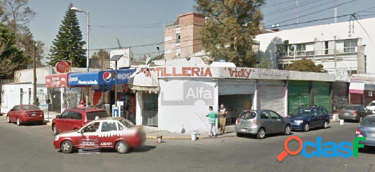 local en renta en coyoacan, colonia culhuacan, locales