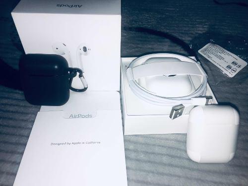 AirPods Apple Originales Con Caja Y Accesorios Estética 10