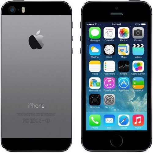 Apple iPhone 5s 16gb 100% Nuevo Sellado Libre Negro