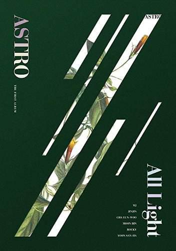 Astro Album All Light Kpop Original Nuevo