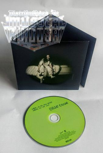 Billie Eilish When We All Fall Asleep, Where Do We Go? Cd