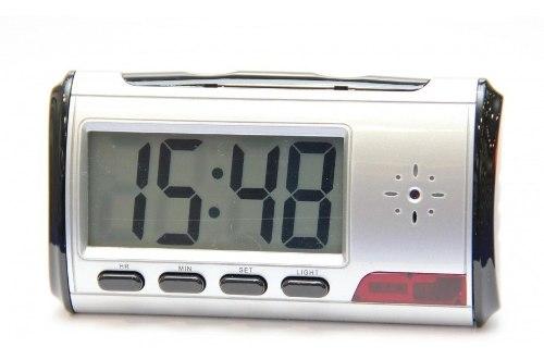 Camara Espia Alarma Reloj Despertador 32 Gb Hd Mini Dv