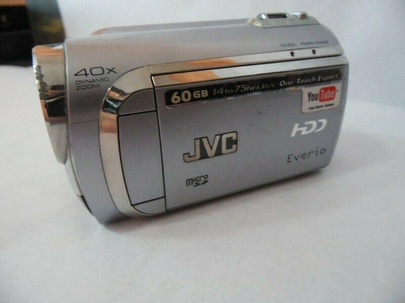 Camara de Video Everio