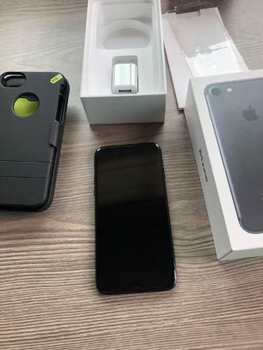 Celular Apple iPhone 7 128gb Negro Excelente Estado
