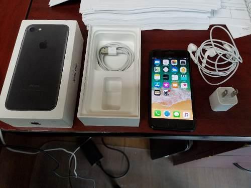Celular Apple iPhone 7 32gb Envio Gratis Negro Libre Atratar