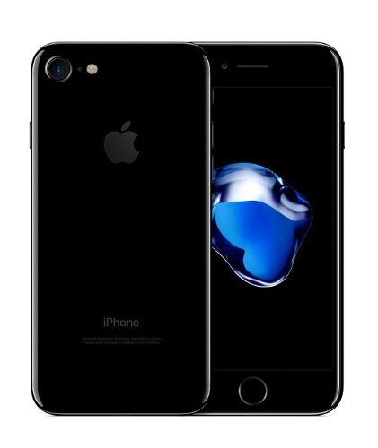 Celular Apple iPhone 7 32gb Jet Black Edicion Especial