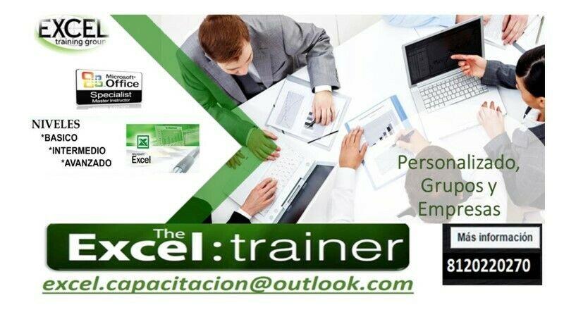 Clases de Excel (Todos los Niveles)