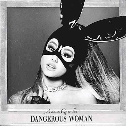 Dangerous Woman Ariana Grande Disco Cd Con 11 Canciones