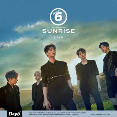 Day6 Sunrise Album Kpop Envio Gratis