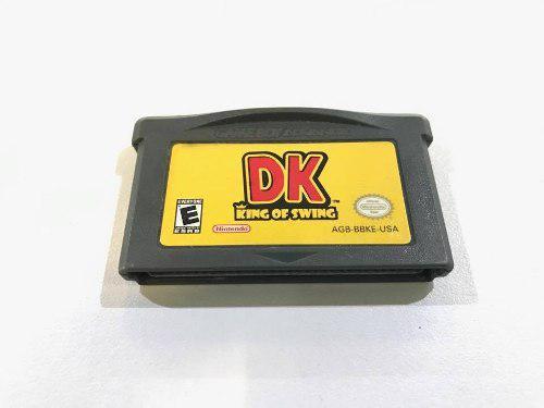 Donkey Kong King Of Swing Game Boy Advance Gba Retromex Tcvg