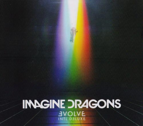 Evolve - Imagine Dragons - Intl Deluxe - Disco Cd - Nuevo