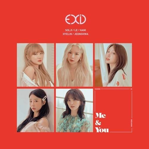 Exid Me&you We Original Album Kpop Envio Gratis