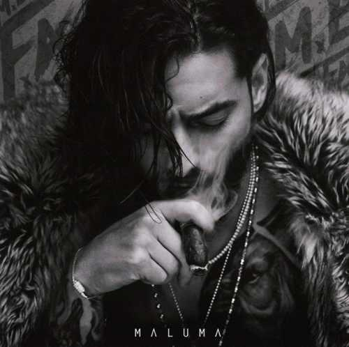 Fame - Maluma - Disco Cd - Nuevo (15 Canciones)