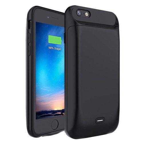 For iPhone 6s Plus - Black - Nuevo 7200mah Reemplazo Ex-3993