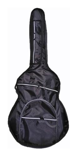 Funda Para Guitarra Clasica Con Refuerzo Anti Impacto