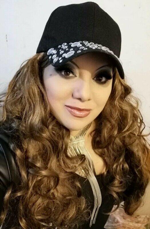 Imitadora de Jenni Rivera, show cómico musical y en vivo.