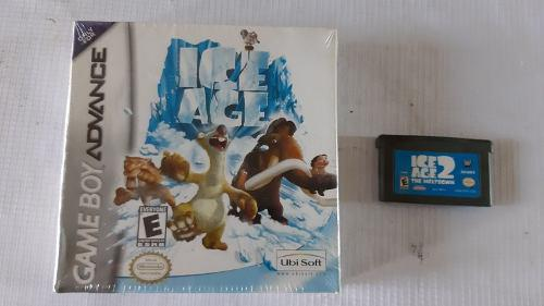 Juegos De Game Boy Advance Ice Age