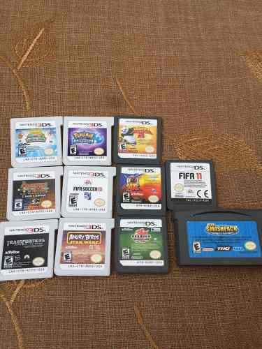 Juegos Para Nintendo 3ds Nintendo Ds Gameboy Advanze Origina