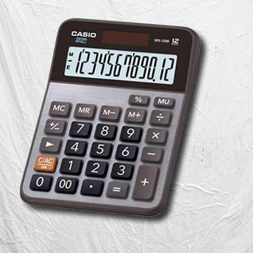 Kit De 10 Calculadoras De Escritorio 12 Digitos