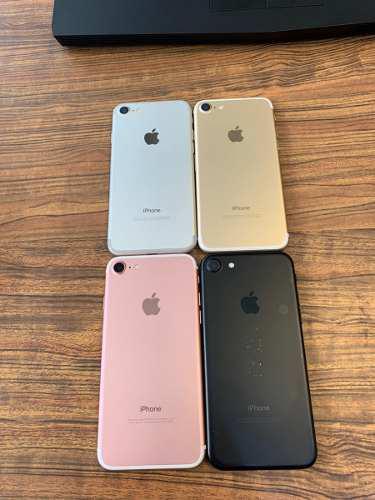 Lote De 5 Telefonos iPhone 7 32gb