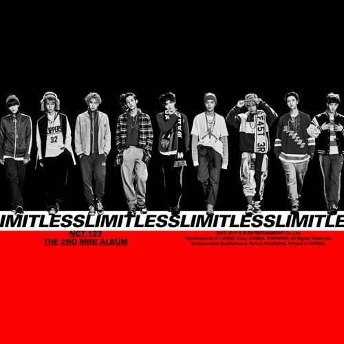 Nct 127 Limitless Mini Album Kpop Envio Gratis