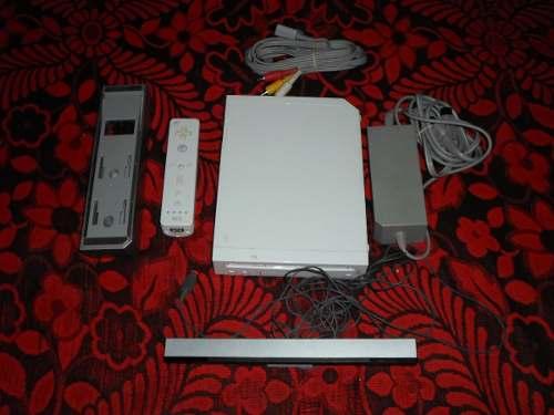 Nintendo Wii Con Chip Retrocompatible Game Cube