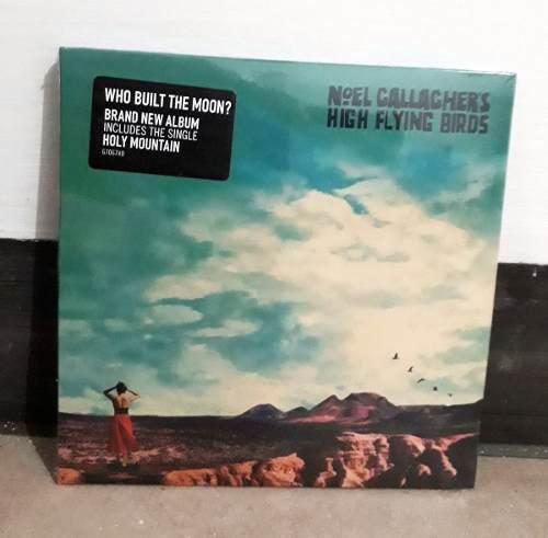 Noel Gallagher - Who Built The Moon? Cd Nuevo Envio Incluido