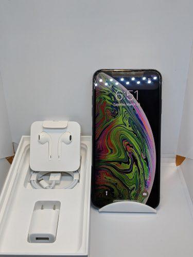 Nuevos iPhone Xs Max 64 Gb Con Rsim Con Su Caja Y Accesorios