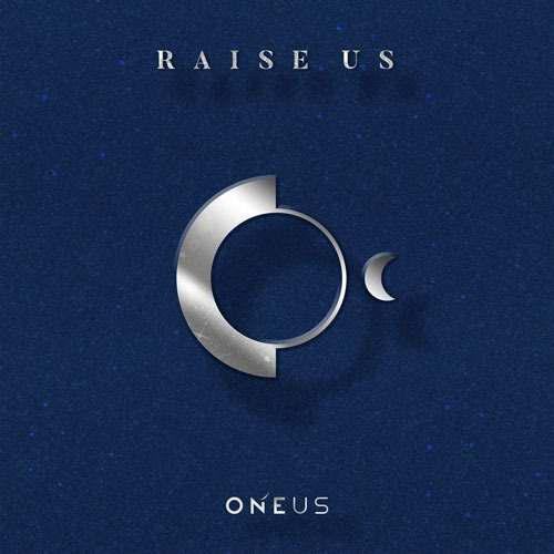 Oneus Raise Us 2do Mini Album Kpop Envio Gratis
