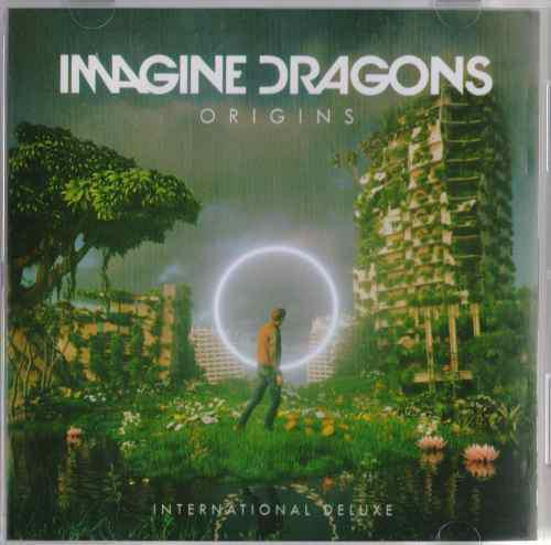 Origins Imagine Dragons Cd Disco Nuevo (15 Canciones)