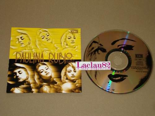 Paulina Rubio La Chica Dorada 1992 Emi Cd