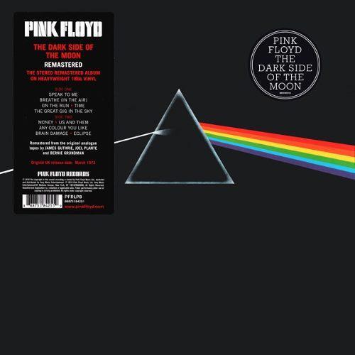 Pink Floyd - The Dark Side Of The Moon / Vinyl Lp 180gr