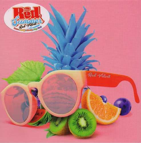 Red Summer - Red Velvet - Disco Cd - Boxset Photobook