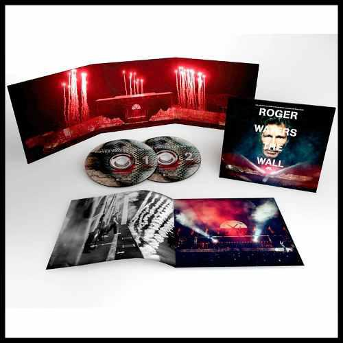 Roger Waters The Wall (2 Cd´s) Soundtrack Nuevo