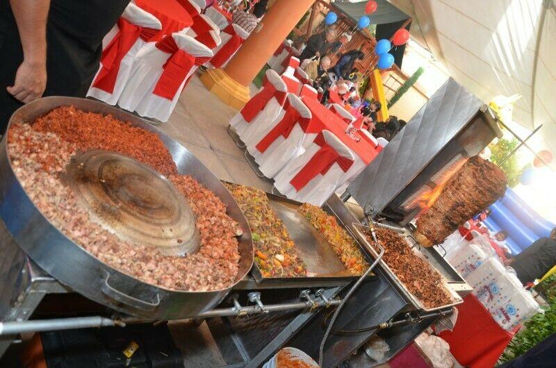 Servicio de Tacos de Pastor y Parrilla para Eventos