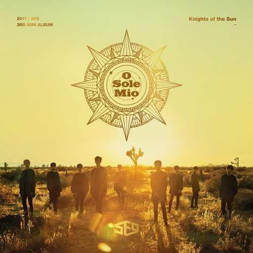 Sf9 Knights Of The Sun Album Kpop Envio Gratis