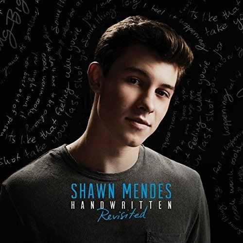 Shawn Mendes - Handwritten Revisited Deluxe Edition Cd Nuevo