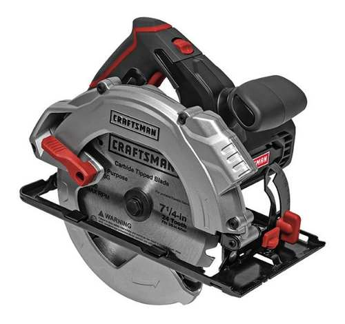 Sierra Circular Craftsman  Amp/ Watts Y Laser Jr