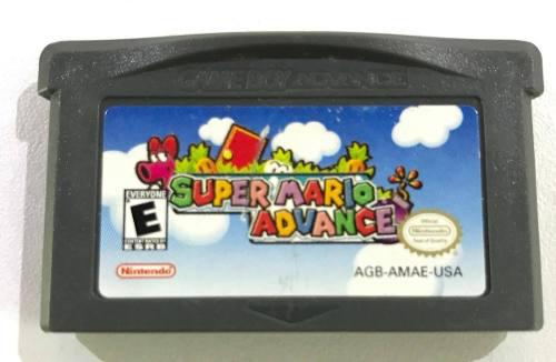 Super Mario Advance Game Boy Advance Gba Retromex Tcvg