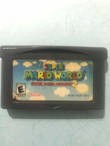 Super Mario World 2 Super Mario Advance Gba Game Boy Advance