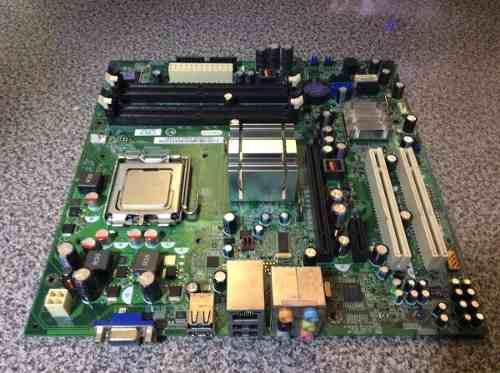 Tarjeta Madre Dell Vostro Modelo G33m02