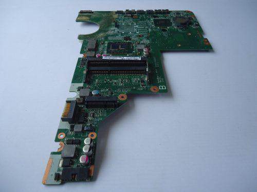Tarjeta Madre Motherboard Hp Compaq G42 G62 Detalle