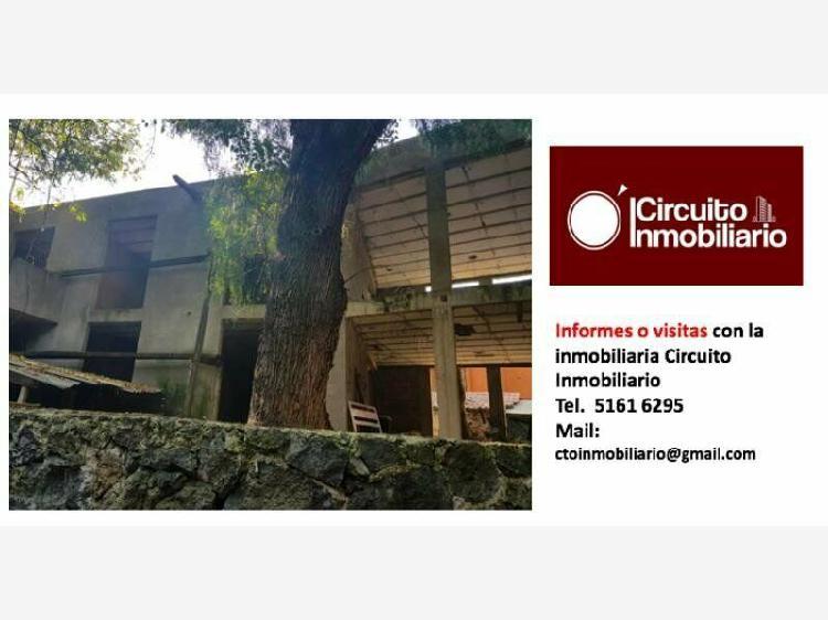 Terreno en Venta en Ex Ejido San Pablo Tepetlapa
