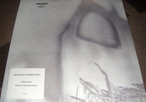 The Cure - Faith (vinilo, Lp, Vinil, Vinyl)